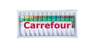 Pintura Acrílica Carrefour